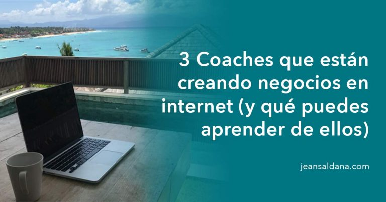 coaching negocios rentables en internet