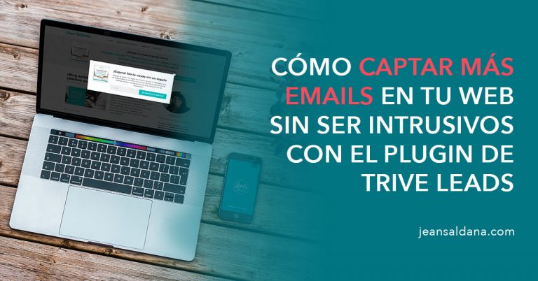 como captar emails en web